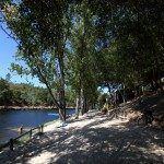 """Praia Fluvial da """"Cascalheira"""" – Secarias"""