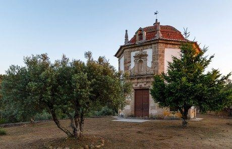 Capela da Rainha Santa Isabel